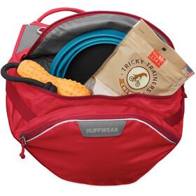 Ruffwear Palisades Pack Reppu, red currant